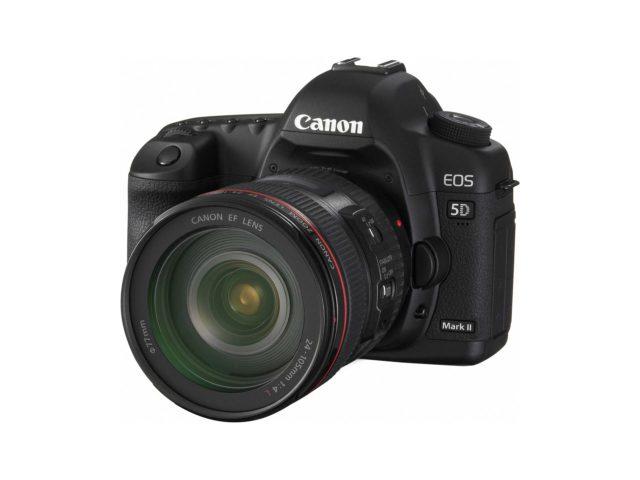 Canon5dmkII